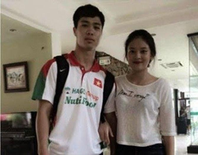 Hot girl lên tiếng về mối *** với thủ quân U19 Việt Nam