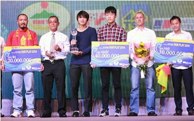 U19 Việt Nam của Công Phượng, Xuân Trường nhận giải Fair-Play