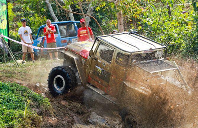Giải đua xe địa hình Dambri Challenge 2014 chính thức khai màn - Ảnh 5