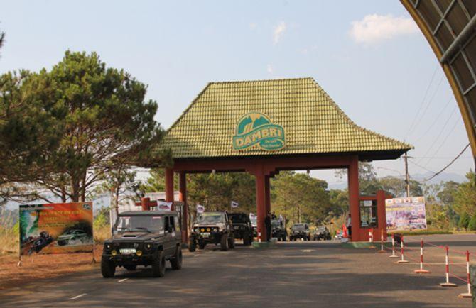 Giải đua xe địa hình Dambri Challenge 2014 chính thức khai màn - Ảnh 4