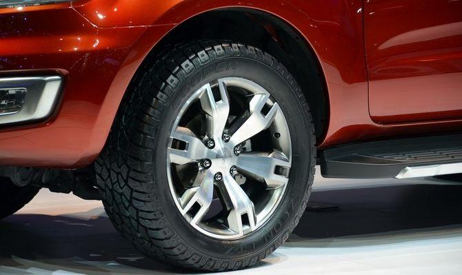 Bangkok Motor Show 2014: Ford Everest hoàn toàn mới sắp xuất hiện - Ảnh 3