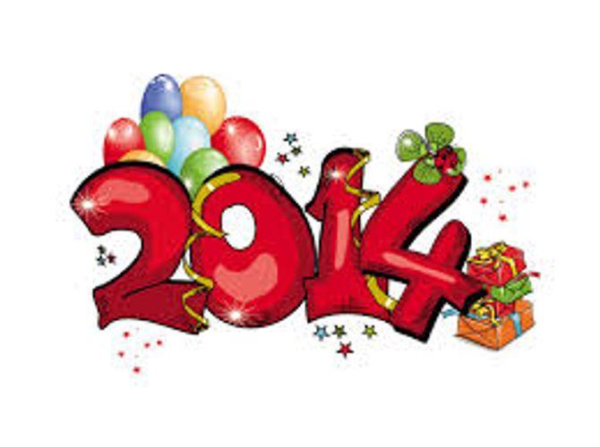 Những tấm thiệp chúc mừng năm mới 2014 đẹp lung linh - Ảnh 7