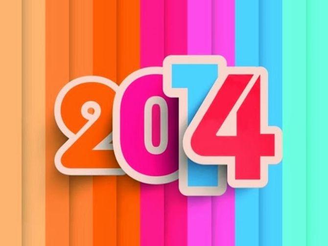 Những tấm thiệp chúc mừng năm mới 2014 đẹp lung linh - Ảnh 3