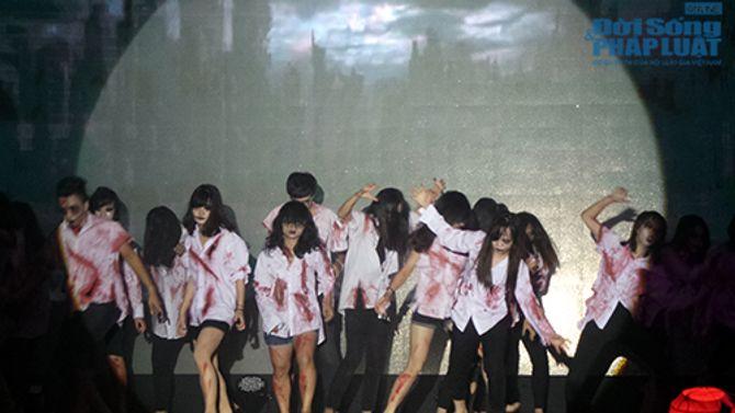 Lễ hội Halloween 2014: Những hình ảnh ấn tượng tại Hà Nội