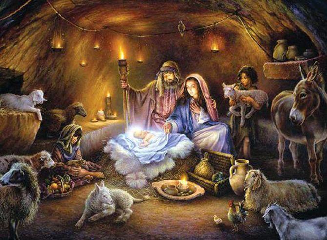 Noel 2014: Nguồn gốc và ý nghĩa ngày lễ Giáng sinh - Ảnh 1
