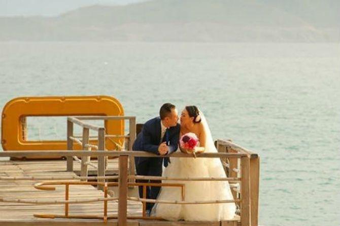 Ảnh cưới đẹp lung linh của cháu nội Đại tướng Võ Nguyên Giáp - Ảnh 7