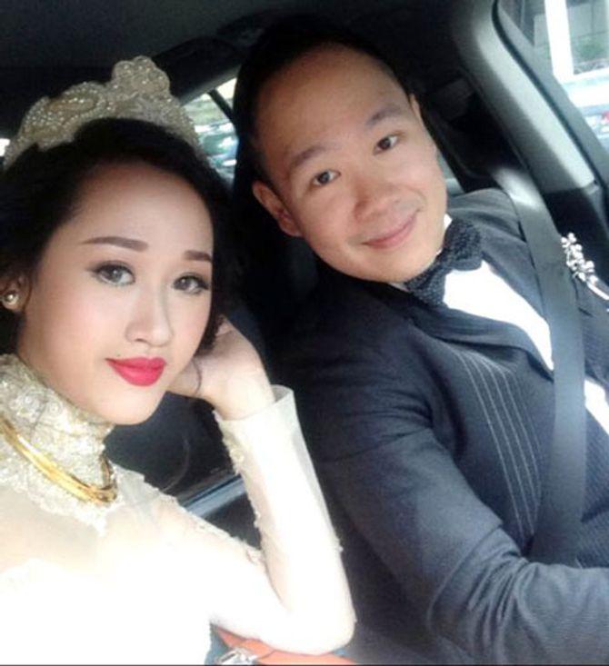 Ảnh cưới đẹp lung linh của cháu nội Đại tướng Võ Nguyên Giáp - Ảnh 12