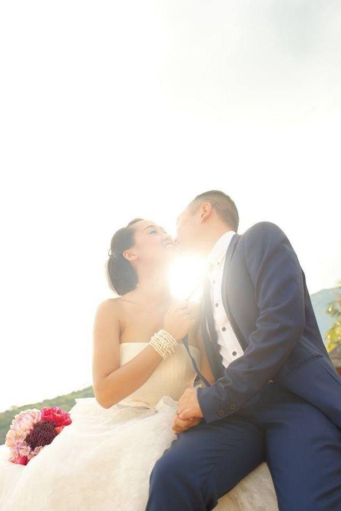 Ảnh cưới đẹp lung linh của cháu nội Đại tướng Võ Nguyên Giáp - Ảnh 3
