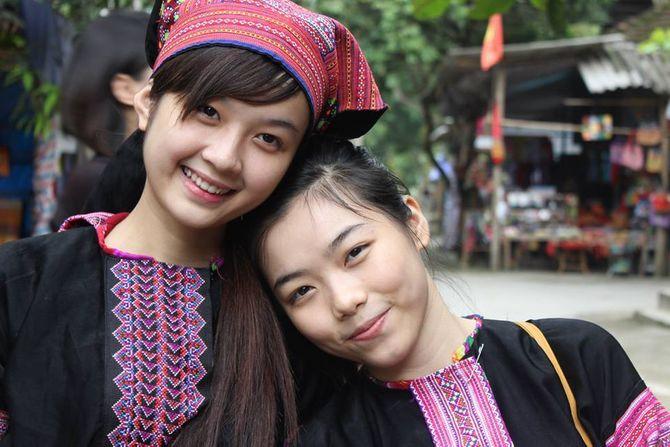 Gặp nữ sinh xứ Tuyên có gương mặt giống BTV Hoài Anh - Ảnh 6