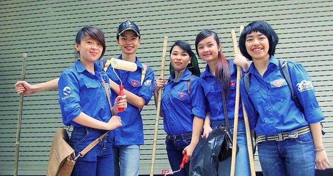 Gặp nữ sinh xứ Tuyên có gương mặt giống BTV Hoài Anh - Ảnh 3