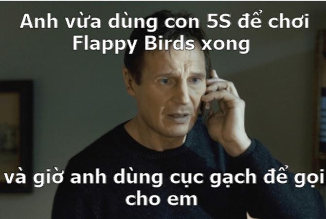 """Hài hước ảnh chế """"sự tức giận"""" của người chơi Flappy Bird  - Ảnh 5"""