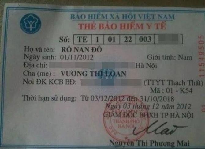 Điểm danh những cái tên độc, lạ chỉ có ở Việt Nam - Ảnh 12