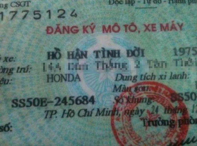 Điểm danh những cái tên độc, lạ chỉ có ở Việt Nam - Ảnh 13