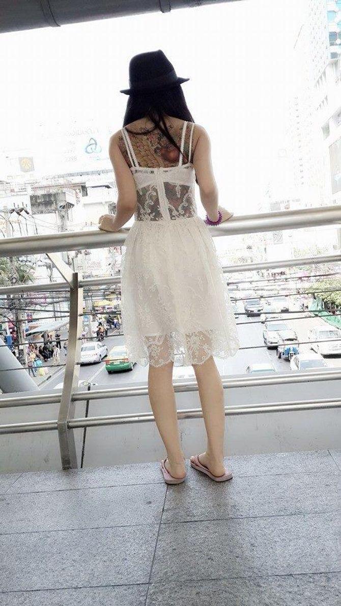 Cô gái có hình xăm khủng diện bikini ở Nha Trang là ai? - Ảnh 4