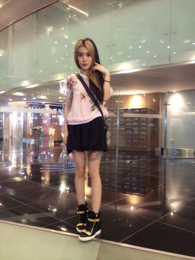 Cô gái có hình xăm khủng diện bikini ở Nha Trang là ai? - Ảnh 5