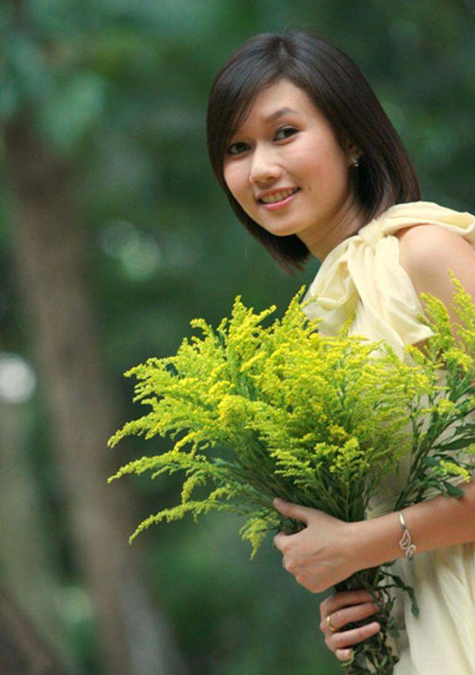 Nhan sắc của hoa khôi Imiss Thăng Long qua các năm - Ảnh 3