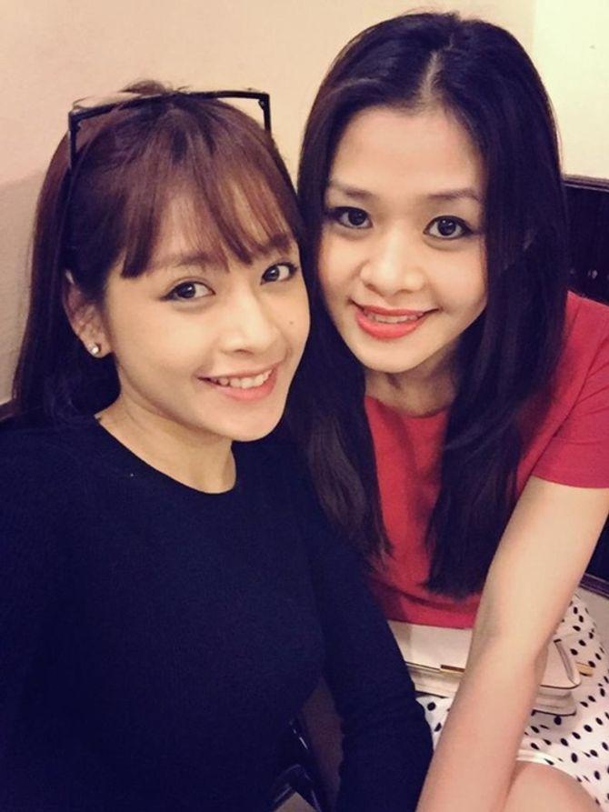 Ngẩn ngơ nhan sắc không kém cạnh hot girl của chị gái Chi Pu - Ảnh 1