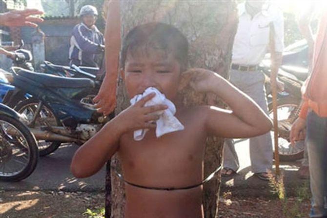 Những vụ bạo hành trẻ em kinh dị nhất Việt Nam - Ảnh 7
