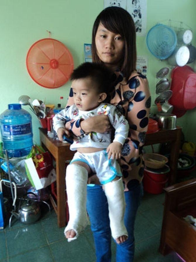 Những vụ bạo hành trẻ em kinh dị nhất Việt Nam - Ảnh 9