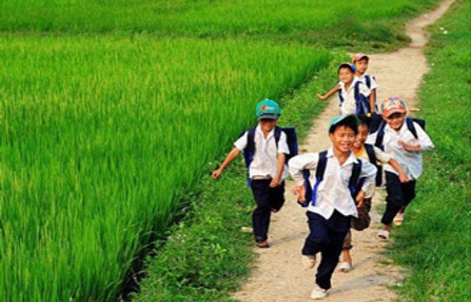 Những hình ảnh đẹp và ý nghĩa ngày Quốc tế Hạnh phúc - Ảnh 10