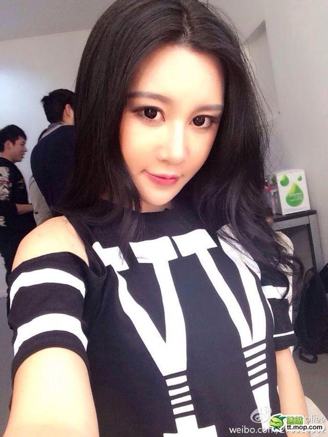 Cô nàng hot girl xinh hơn cả diễn viên nổi tiểng Phạm Băng Băng - Ảnh 8