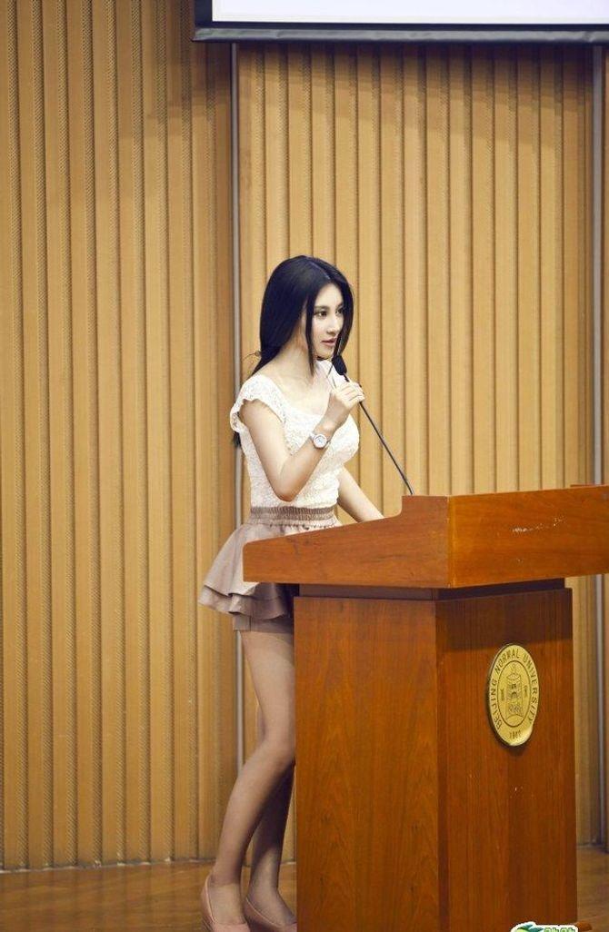 Cô nàng hot girl xinh hơn cả diễn viên nổi tiểng Phạm Băng Băng - Ảnh 4