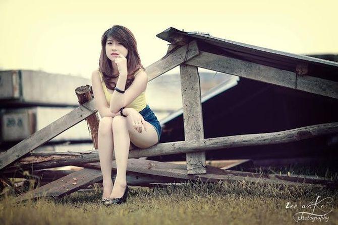 Ngắm cô nàng 9X Việt Nam xinh hơn cả diễn viên Hàn Quốc - Ảnh 4