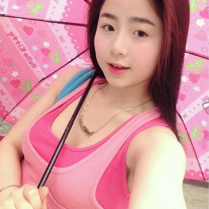 Hot girl Thanh Hóa xinh như thiên thần gây sốt - Ảnh 2