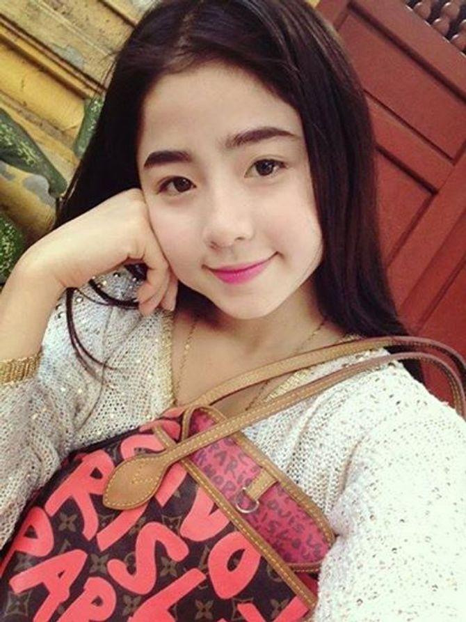 Hot girl Thanh Hóa xinh như thiên thần gây sốt - Ảnh 3