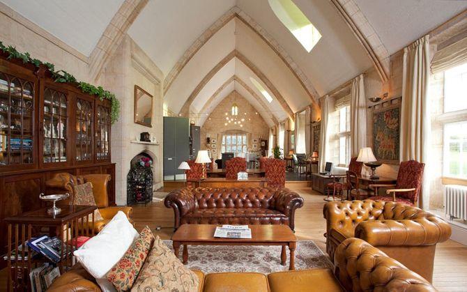 Chiêm ngưỡng trần nhà độc đáo nhất thế giới - Ảnh 12