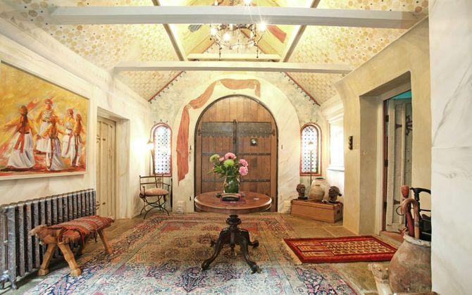 Chiêm ngưỡng trần nhà độc đáo nhất thế giới - Ảnh 15