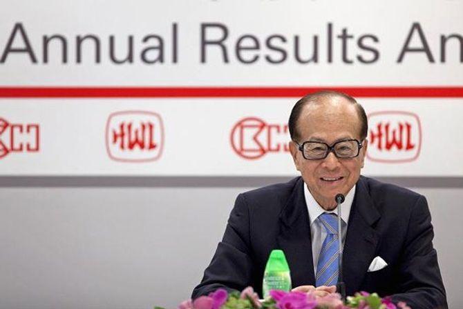 10 doanh nhân giàu nhất châu Á năm 2014