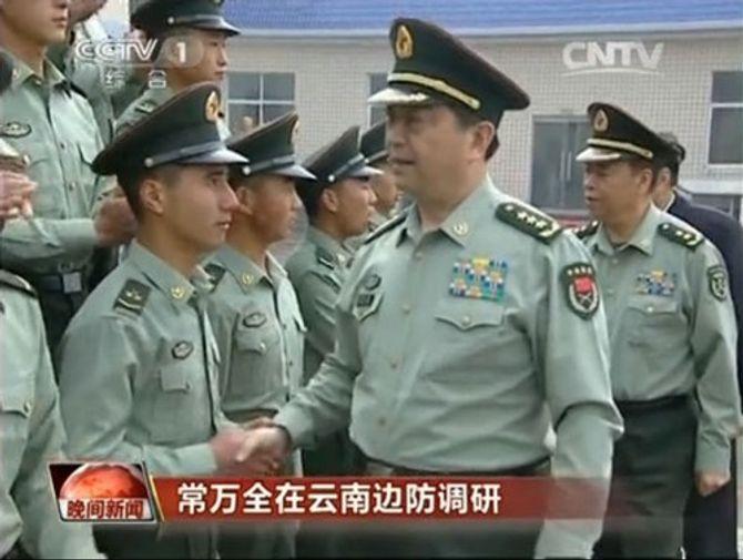 Về thông tin Trung Quốc báo động chiến đấu cấp 3 ở biên giới - Ảnh 1