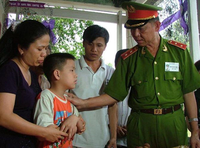 Gặp Tướng Thành trước thông tin ông sẽ bị kiện từ vụ án Năm Cam - Ảnh 3