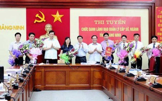 Nhà báo trúng tuyển Giám đốc Sở TTTT Quảng Ninh