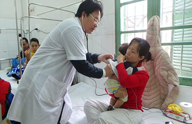 Hơn 90% trẻ bị sởi chưa được tiêm phòng vắc xin sởi - Ảnh 3