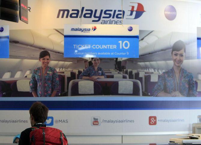 Máy bay mất tích, cổ phiếu Malaysia Airlines tụt 10% - Ảnh 1