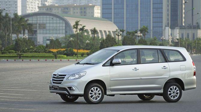 Toyota Việt Nam bất ngờ giới thiệu Innova 2014 - Ảnh 1