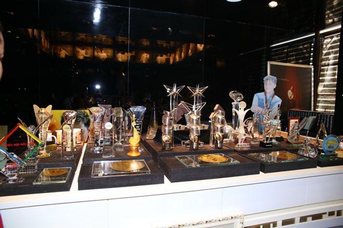 Mr Đàm khoe BST giải thưởng cất trong căn biệt thự sang trọng - Ảnh 4