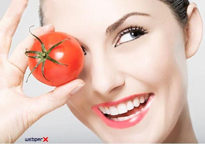 Lợi ích đáng ngạc nhiên của cà chua cho da - Ảnh 1
