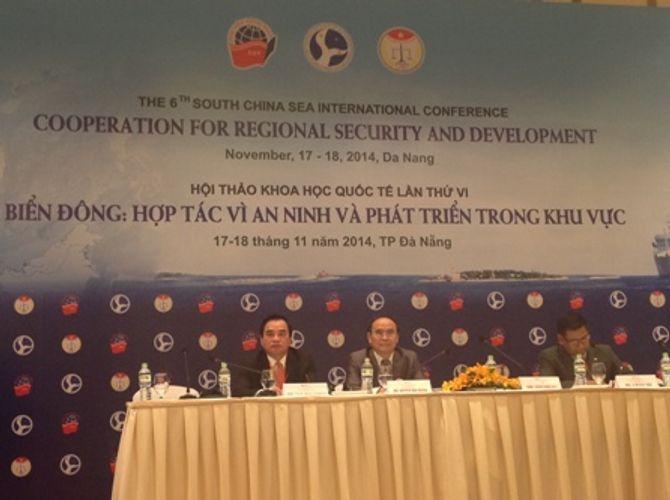 Ổn định Biển Đông là trật tự pháp lý với sự tham gia của các nước 4