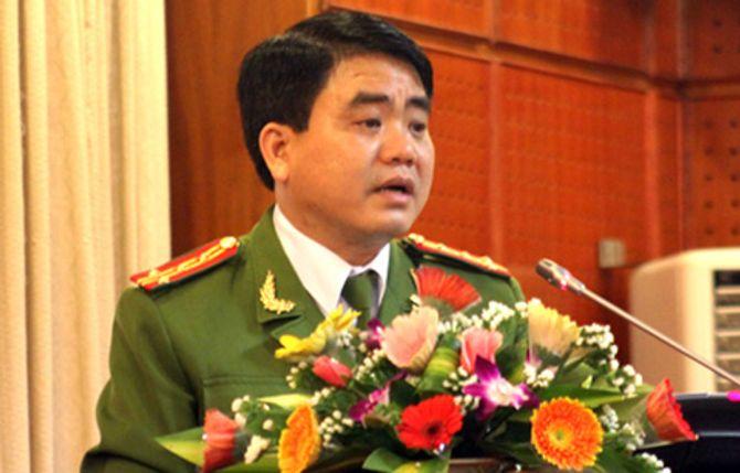 Giám đốc Công an Hà Nội, TP.HCM có hàm cao nhất là Trung tướng 4