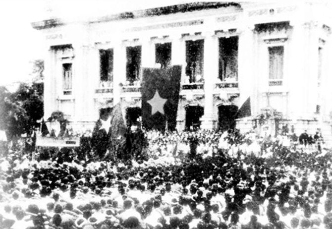 Đề cương tuyên truyền 69 năm cách mạng tháng 8 (19/8/1945 - 19/8/2014) và Quốc khánh nước Cộng Hòa Xã Hội Chủ Nghĩa Việt Nam (2/9/1945 - 2/9/2014)