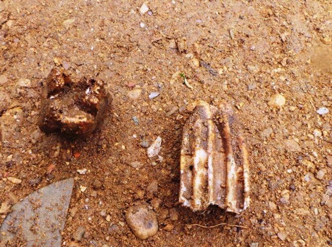 Hãi hùng đào móng nhà, tìm thấy 11 bộ xương - Ảnh 6