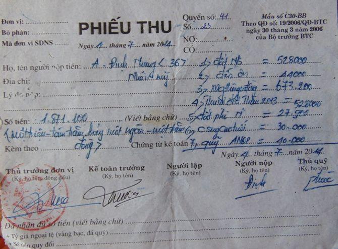 Thanh Hóa: Dân nghèo oằn lưng gánh cả chục khoản thu  - Ảnh 4