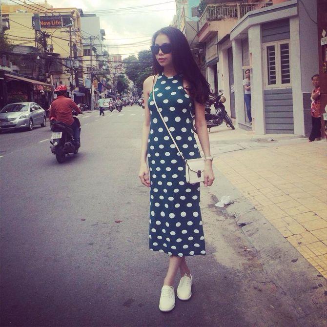 Style ấn tượng của Sao Việt tuần qua