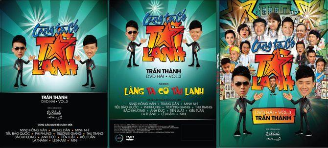 TRẤN THÀNH – LÀNG TA CÓ TÀI LANH DVD Vol 3