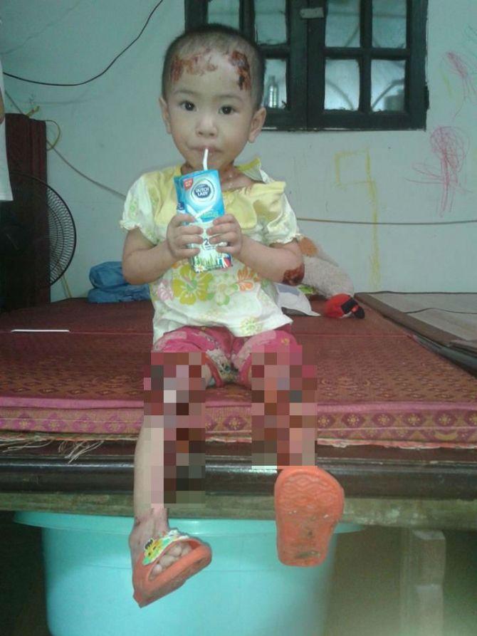 Trụ trì chùa Bồ Đề cảnh giác việc cho bé Tâm Anh làm con nuôi