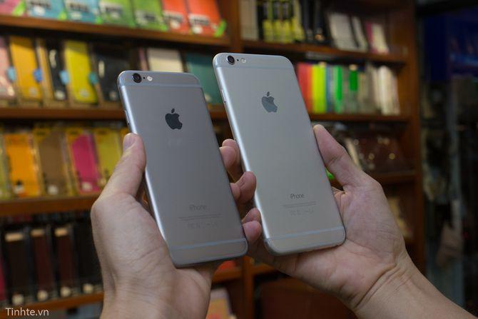 iPhone6 plus bị uốn cong khi bỏ vào trong túi quần jean bó sát?