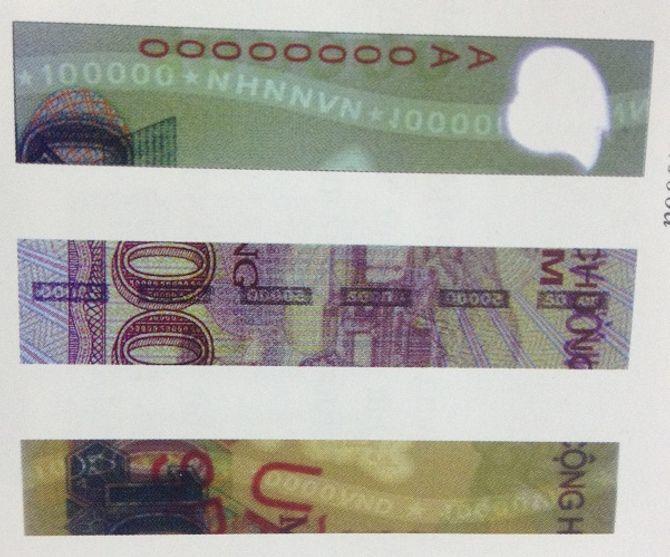 Nhận biết tiền giả polymer như thế nào? - Ảnh 1